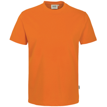 T-Shirt Premium, orange, Größe 4XL