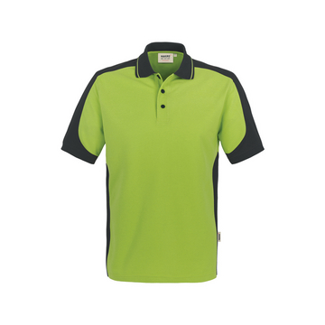 Polo-Shirt Performance, kiwi, Gr. 4XL