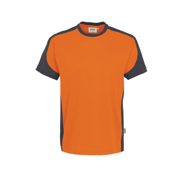 T-Shirt Performance, orange, Gr.4XL