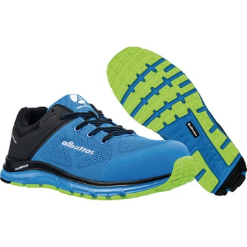 Halbschuh LIFT_BLUE