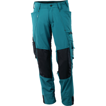 Bundhose Advanced Cordura, blau, Gr. 62