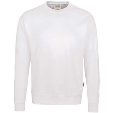 Sweat-Shirt Premium weiss