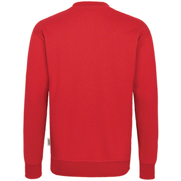 Sweat-Shirt Premium rot, hinten