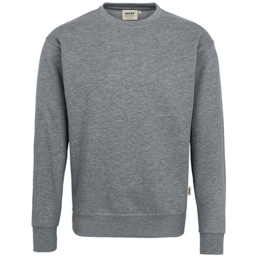 Sweat-Shirt Premium grau