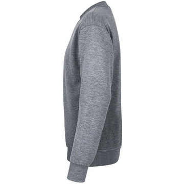 Sweat-Shirt Premium grau, links