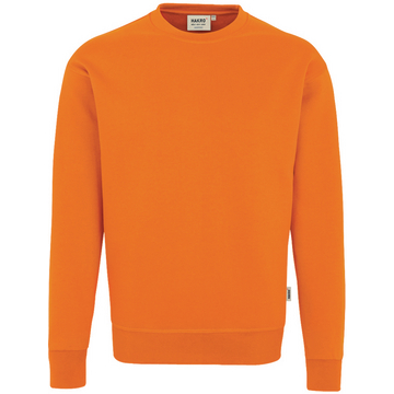 Sweat-Shirt Premium, orange, Größe 4XL