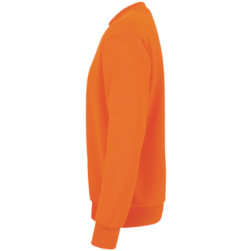 Sweat-Shirt Premium orange, links