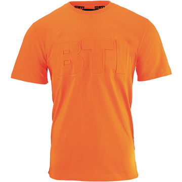 BTI T-Shirt, orange, Gr. 4XL