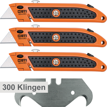 Cutter-Set TK 160 mm inkl. 300 Klingen
