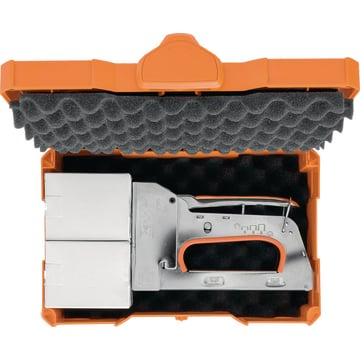 Handtacker Set Rapid 353 mit Klammern in BTI Box mini