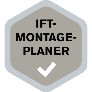 IFT-Montageplaner, 4W-System, Icon, Logo