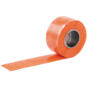 Reparaturband Silikon Orange