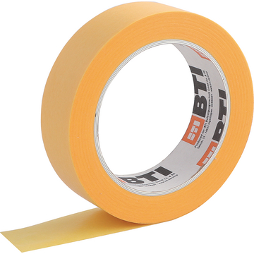 Kreppband Sensitiv UV 30 mm gold