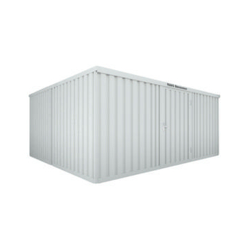 Container Kombination,HxLxB 2160x4340x5080mm,2 Module,Lackierung RAL1003