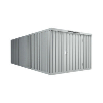 Container Kombination,HxLxB 2160x6510x3020mm,3 Module,Lackierung RAL6010