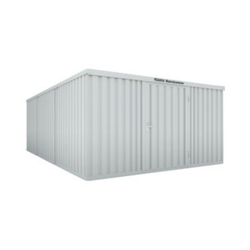 Container Kombination,HxLxB 2160x6510x4050mm,3 Module,Lackierung RAL3000