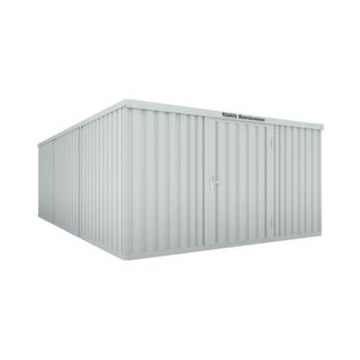 Container Kombination,HxLxB 2160x6510x4050mm,3 Module,Lackierung RAL6010