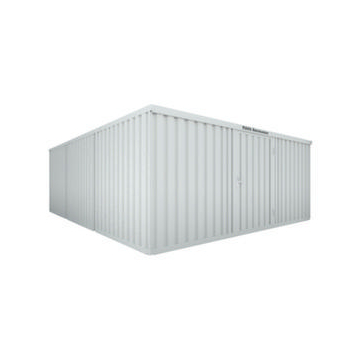 Container Kombination,HxLxB 2160x6510x5080mm,3 Module,Lackierung RAL6010